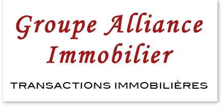 Logo Groupe Alliance Immobilier - Agence immobilière - Real Estate Agency